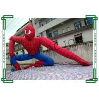Cheap Gaint Advertising Inflatables Spiderman Cartoon for Decoration wholesale