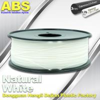 Best Good eEasticity 3D Printing Materials Transparent ABS Filament For Cubify Printer wholesale