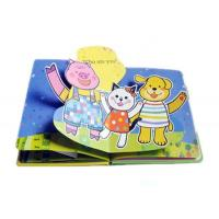 China ROHS Custom 3D Printing Books Children Learning Story Book Full Printing on sale