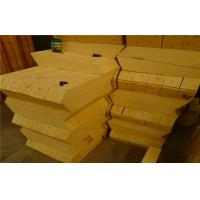 Quality Light Weight Thermal Alumina Silica Bricks For Electric Arc Furnace Roof wholesale
