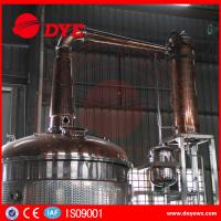 Best Large Industrial Alcohol Distillation Equipment 3 Years Warranty wholesale
