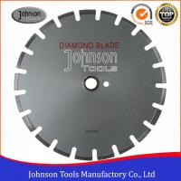 Best 3.2mm Thickness Abrasive Circular Saw Blade For Cutting Asphalt wholesale