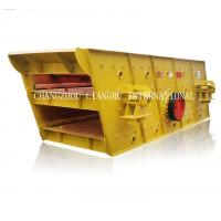 Best Ore Sand Circular Vibrating Screen Sieve Crusher Machine 5.5 - 45 Kw Steady Performance wholesale