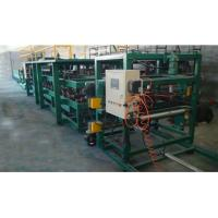 China Hydraulic EPS Sandwich Wall Panel Roll Forming Machine 0.3 - 1 Mm Thickness on sale