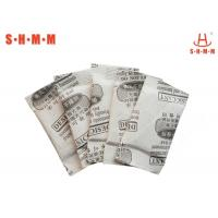 Best Professional Humidity Absorber Bags / Moisture Absorber Bags DMF Free , RoHS Certificate wholesale