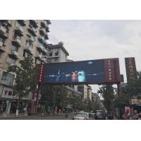 Best Digital LED Screen Pixel Pitch / Advertising Moving LED Screen For Outdoor wholesale