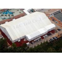 Best A Shaped Outside Party Tents , Flame Retardant Marquee Event Tent wholesale