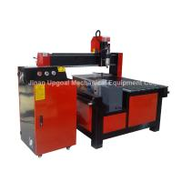 Cheap With Underneath #300mm Rotary Axis &T slot Working Table CNC Engraving Machine for sale