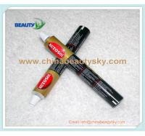 Quality Glue / Adhesive / Sealant Packaging Empty Soft Aluminum Tubes wholesale