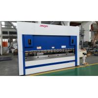 Best 130 Ton X 13'' Hydraulic Steel Plate Bending Machine 4 Axis CNC Programmable wholesale