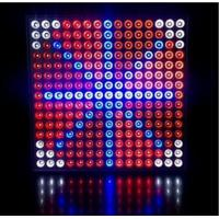 Best 45 Watts Grow Light Hydroponic LED Grow Light 35W Square Panel With Color Red & Blue wholesale