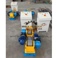 Quality 3T Customized Durable Tank Turning Rolls Rotator For Octagonal Pole welding wholesale
