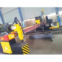 Best 50HZ High Precise Flame CNC Plasma Cutting Equipment , Lead by Screw Lifter wholesale