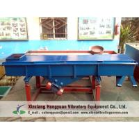 China High Accuracy Linear Vibrating Screen with Best Quality and Cheap Price on sale