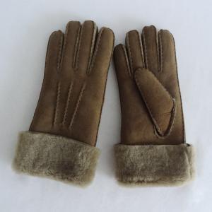 Best Promotional Australia double face sheepskin leather gloves wholesale