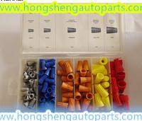Best (HS8090)158 WIRE CONNECTOR KITS FOR AUTO HARDWARE KITS wholesale
