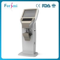 Buy cheap Professional touch screen rapid 3d 19 inch screen 220V skin and hair analysis machine with CE FDA approved from wholesalers