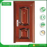 Best 2016 New Models Steel Security Door Main Entrance Door Popular for Apartment, Hotel, House Main Gate wholesale