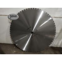 Best Single U Tooth Diamond  Wall Saw Blades , Concrete Cutting Saw With Sharp Segments wholesale