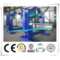 Quality Chain Type Turning H Beam Turn Over Machine Half - Automatic 4 Tons wholesale