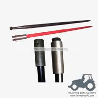 Best Skid Steer Hay Bale Spear with Hex Nut and Sleeve wholesale
