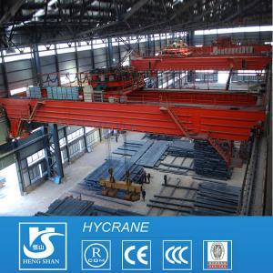 Best Magnetic Bridge/Overhead Crane, Slabs Lifting Machine Magnetic Lifting Overhead Crane wholesale