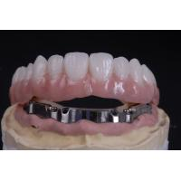 Buy cheap High Retention Hader Bar Attachments , Dental Locator Implant Attachments from wholesalers