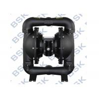 Best Teflon Air Powered 2 Diaphragm Pump , Membrane Pump For Chemical wholesale