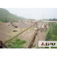 Cheap Long Distance Mining Conveyor Belt Systems In Coal Mining Width 800 Mm for sale