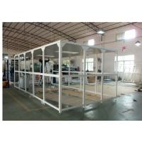 Best Biological Lab Modular Softwall Clean Room Class 10000 , Hospital Pharmacy Clean Room wholesale