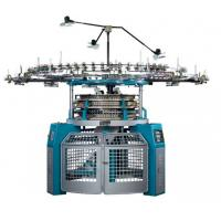 Best High Efficiency Computerized Jacquard Circular Knitting Machine For Double Mesh wholesale