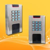 Best High Performance 125khz Proximity Card Reader With Keypad / Alarm Function wholesale