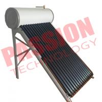 Best Anti Freezing Heat Pipe Solar Water Heater With Intelligent Controller wholesale