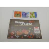 Best Funny Family card Game organ attack Game for Family Friend Travel Playing Card wholesale