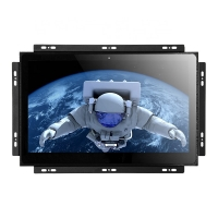 Best D-SUB TFT Open Frame Touch Screen Monitor DC12V 4/5 Wires Resistive Touch wholesale