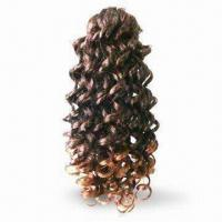 Best Wig, Made of Human Hair Kanekalon or Chinese Fiber, Various Lengths are Available wholesale