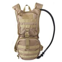 Best Tactical Hydration Pack Backpacklightweigh With 2.5L Bladder , Multifunctional water bag wholesale