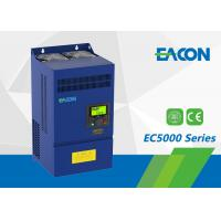 Quality Single Phase Motor Frequency Inverter 5.5kw CE Approved Vfd Ac Motor Drive wholesale