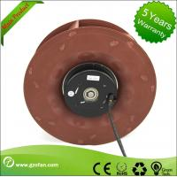 Best Backward Inclined Industrial Blower Fans / DC Centrifugal Blower PA66 Material wholesale