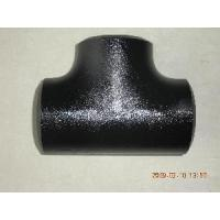 Best ASME A234 Wpb Carbon Steel Seamless Tee / Carbon Steel Pipe Fitting wholesale