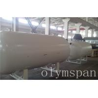 Best Chemical LPG Storage Pressure Vessel Tank For Military , Air Pressure Vessels wholesale