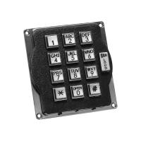 Cheap Anti Corrosion Metal Keypad With Volume Control for sale