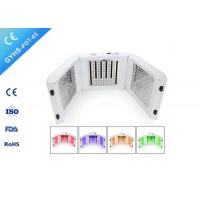 Best Aesthetic Facial LED Photodynamic Therapy Machine 4 Light Color Photon Therapy wholesale