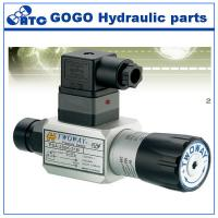 Buy cheap Oil control adjustable hydraulic pressure switch , hydraulic temperature switch from wholesalers