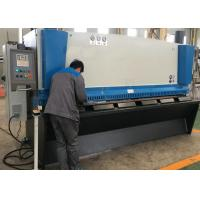 Best 6m PPGI Galvanized Steel Plate Sheet Cutting Bending Shearing Machine wholesale