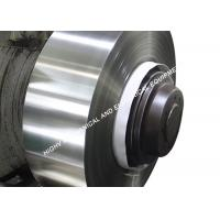 China Soft Aluminum Foil Roll , Industrial Aluminum Foil For Electrical Connector on sale