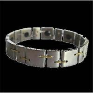 Best Wholesale supply magnetic stainless steel bracelet wholesale