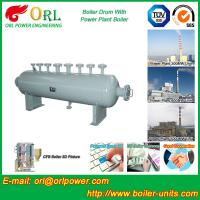 Best ORL electric boiler mud drum Power SGS , Boiler Mud Drum certification wholesale