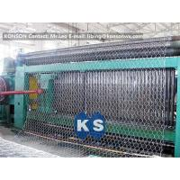 Best Custom Automatic Gabion Machines 80X100mm Gabion Production Line wholesale
