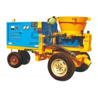 Wet Mix Concrete Shotcrete Machine Applied to Coal Mining, Tunnel and Underground engineering